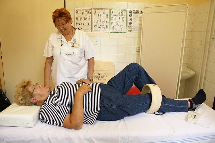 Fakultní nemocnice Brno - Bohunice (rehabilitační oddělení)