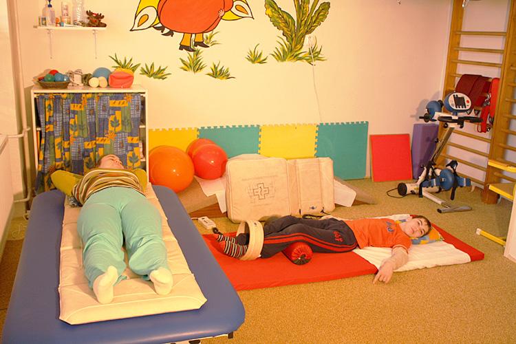 Jihomoravské dětské centrum specializované zdravotní péče, Boskovice