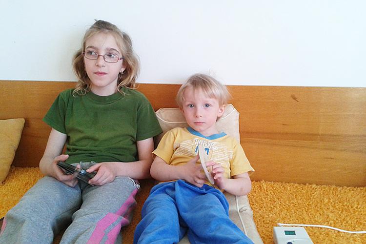 Rodina Havelkova (pro děti)