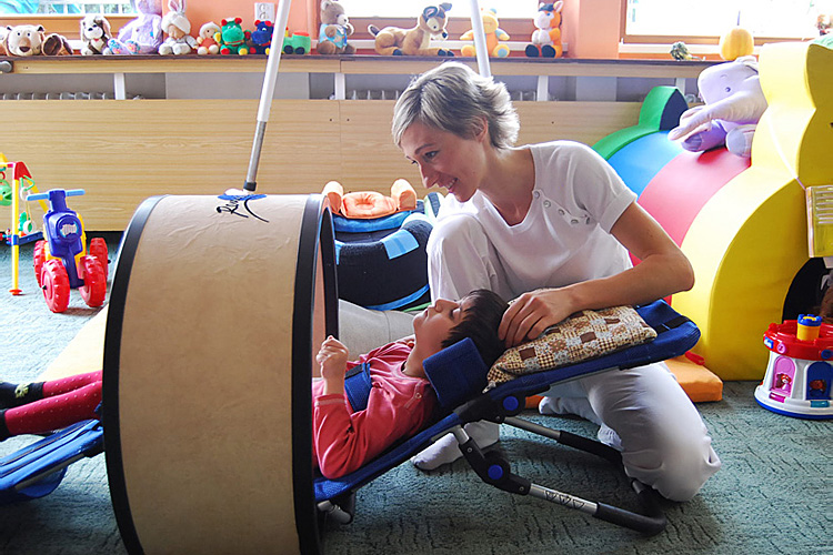 Rehabilitační stacionář Nivy Zlín