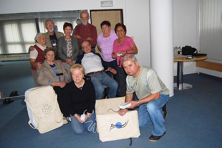 Společnost Parkinson, o. s.