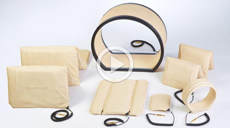 Aplikátory pro magnetoterapeutické přístroje Renaissance