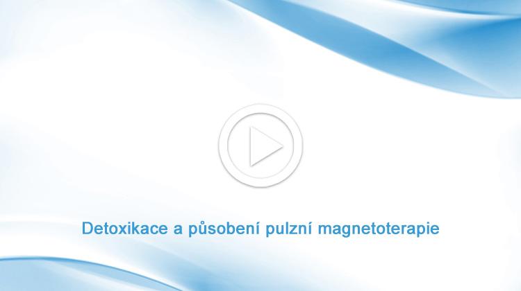 Detoxikace a působení pulzní magnetoterapie