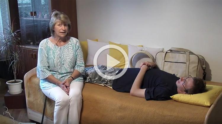 Zkušenost s použitím pulzní magnetoterapie u DMO v domácí péči