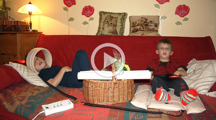Zkušenosti s magnetoterapií v domácí péči u postižených dětí (DMO, ADHD...)