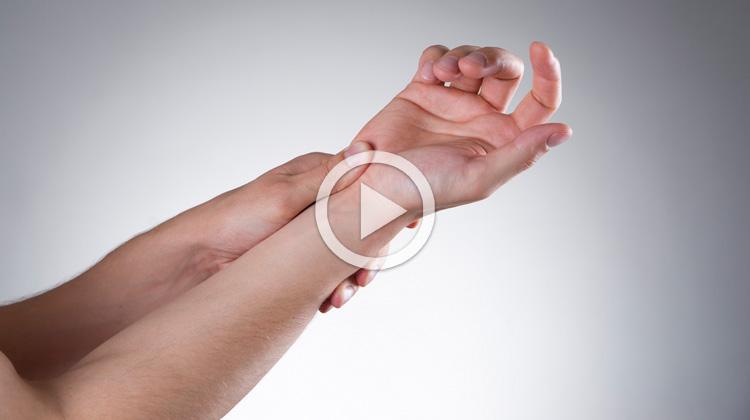 Syndrom karpálního tunelu a účinky magnetoterapie