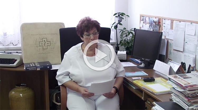 Zkušenosti s magnetoterapií, Dětská léčebna pohybových poruch Boskovice